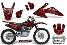 Honda CRF 150/230f Graphic Kit AMR Racing # Plates Decal Sticker Part 08-13 SHR