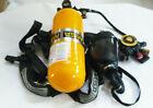 MSA Ultralite II Pressure Demand SCBA, Self Contained Breathing Apparatus