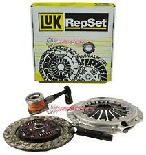 LUK CLUTCH KIT + SLAVE CYL 05-11 CHEVY COBALT HHR PONTIAC G5 PURSUIT 2.2L 2.4L