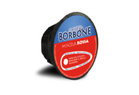 450 CAPSULE NESCAFE DOLCE GUSTO CAFFE BORBONE MISCELA ROSSA (0,190€/Pz)