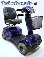 Elektromobil Invacare Auriga Scooter AKKU NEU Elektrorollstuhl Rollstuhl TFS381