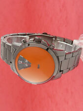 60s 70s unusual futuristic space age rare old style modern disc disk watch 50