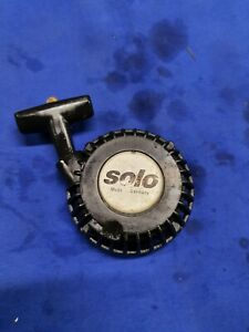 Used Replacement Part Solo Scythe 105 106 And Leaf Blower 440, 441: Starter