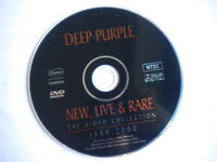 Deep Purple	New live & rare The video collection 1984 – 2000	DVD hard rock music