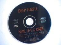 Deep PurpleNew live & rare The video collection 1984 – 2000DVD hard rock music