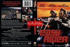 EASY RIDER  SPECIAL ED (PETER FONDA ) MOTORCYCLE DVD biker hotrod