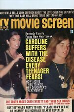 TV and Movie Screen Feb 1974 Jackie and daughter Caroline See My Store