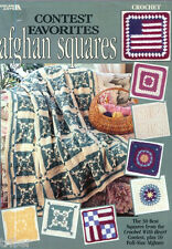 Crochet PATTERNS  Afghans Contest Favorites Square 30 Best Squares