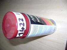 Bombe peinture 400 ml ROUGE DELAGE de citroen 2cv charleston - 1422 -