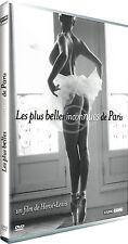 13844 // LES PLUS BELLES INCONNUES DE PARIS HERVE LEWIS DVD NEUF