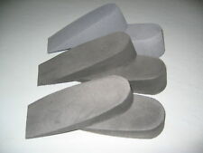 ^^^Made in USA.*** Sample Pack of Levitator Shoe Lifts. 1, 1,5 and 2 inch