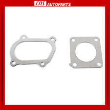 """TURBO INLET OUTLET GASKET  FOR 1987-1992 TOYOTA SUPRA CT26 """"7MGTE"""""""