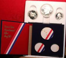 Uncirculated 1976-S Proof 3 Coin Silver Set