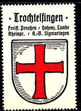 85) Kaffee Hag 1925 Trochtelfingen Hohenzollern Sigmaringen Wappen Reklamemarke