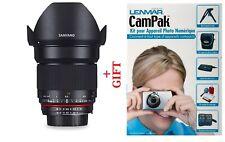 Samyang 16mm AE(electronic circuit) f/2.0 ED AS UMC CS Nikon + GIFT