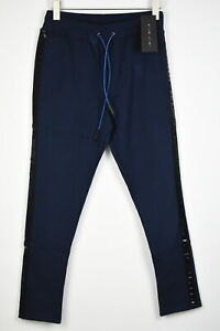 RRP €121 FRANKIE MORELLO FELPA Men SMALL Detailed Sweatpants Trousers 13724_