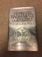 STAR WARS the Thrawn Trilogy - Legends: Heir to the Empire by Timothy Zahn. HC