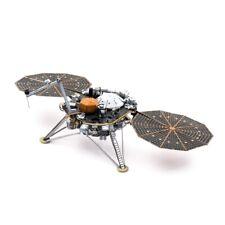 Insight Mars Lander : Metal Earth 3D Laser Cut Miniature Model Kit MMS193 Age 14