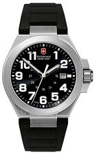 NEW Victorinox Swiss Army Active Convoy Men's Quartz Watch 241162 black