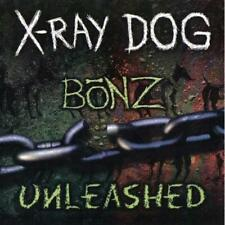 X-Ray Dog: Bōnz Unleashed Disc 2 PROMO Music CD Film Trailer Production Stage