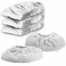 KARCHER SC1020 Steam Cleaner Terry Cloth Cover Pads Hand Tool Cleaning Pad x 5