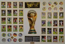 2010 fifa world cup  Limited Edition Framed Large *Stock Clearance*
