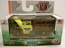 1956 '56 FORD F-100 STAKEBED TRUCK M2 MACHINES AUTO-TRUCKS R36 DIECAST