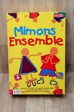Jeu de société amusant pour enfants Mimons Ensemble Mime - Tactic - complet