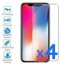 Vitre Film protection écran verre Trempé iPhone 8/7/6/Plus/XR/XS/MAX/11 Pro/12