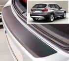 BMW X 1 - CARBON Stile PARAURTI POSTERIORE PROTEZIONE