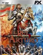EL REY ARTURO - JUEGO PARA PC