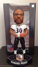 Bernard Pierce Baltimore Ravens 2012 Super Bowl Champions Ring Base Bobblehead