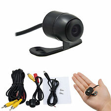 Car Rear View Reverse Parking Backup Camera Distance scale Waterproof 170° USA