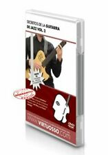 Virtuosso Curso De Armonía Guitarra De Jazz Vol.2