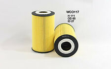 Wesfil Oil Filter WCO117 fits Porsche 911 3.6 GT2 RS (997) 456kw, 3.6 GT3 (99...