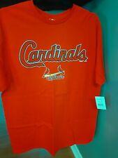 MLB St. Louis Cardinals Mens Short Sleeve T Shirt Size Large