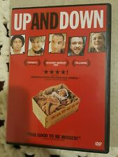 2005 Up And Down DVD -Czech Foreign Film -Regn 1 -Widescreen -R -English Subtles