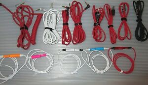 Beats By Dr Dre accessories for headphones, parts cables cord adapter wire plugs