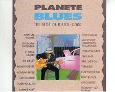 CD PLANETE BLUESthe best of blues-rockEX+(A3399)