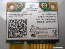 Ersatzteil: HP 7260HMW WLAN Karte 802.11 a/b/g/n 2x2 adapter, 717382-001, BULK