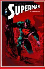 SUPERMAN Pour Demain TPB Hardcover intégrale Lee Jim Urban DC Comics # NEUF #