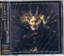 Satanist [Bonus DVD] [Bonus Track] by Behemoth (CD, Feb-2014, JVC Japan)