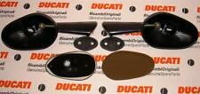 2006 Ducati Paul Smart Replica fairing mount PAIR mirrors 52310061AE, to paint