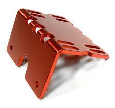 C26138RED Integy Billet Side ESC Mount Plate for Axial 1/10 SCX-10 Crawler