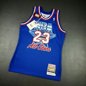 100% Authentic Michael Jordan Mitchell & Ness 1993 All Star Jersey Size 40 M