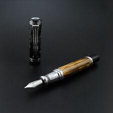 Duke Confucius Fountain Pen Medium Nib Screw-type Cap Without Box