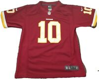 Nike NFL Football Washington Redskins Robert Griffin III Jersey Youth Large
