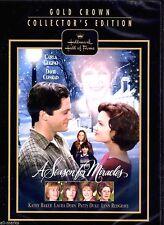 a Season for Miracles DVD Carla Gugino David Conrad 1999 OOP USA Hallmark