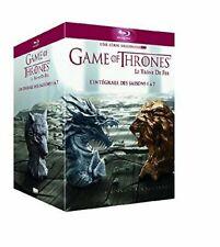 Game of Thrones: Le Trône de Fer - l'Intégrale des Saisons 1 à 7 (Blu-ray, 2017…