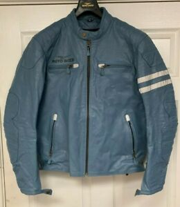Moto Guzzi Leather Riders Jacket